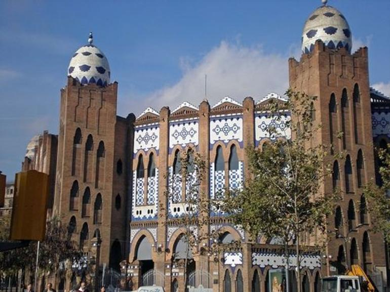Bullring Barcelona - Barcelona