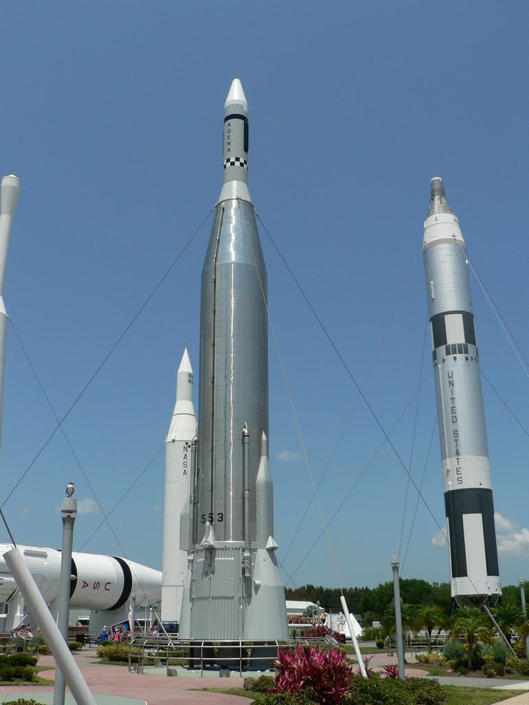 fusées - Orlando