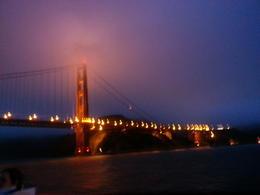 Golden Gate Bridge on Sunset Cruise , Colby D - September 2014