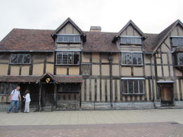 The house in which William Shakespeare was born in the highlight of a visit to Stratford-upon-Avon. You can visit the room he was born in, as well as the work area of his father, a tanner. , Rita J - August 2011