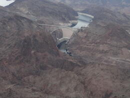 Hoover Dam , corf - July 2013