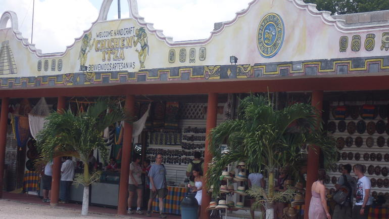 Marketplace - Cancun
