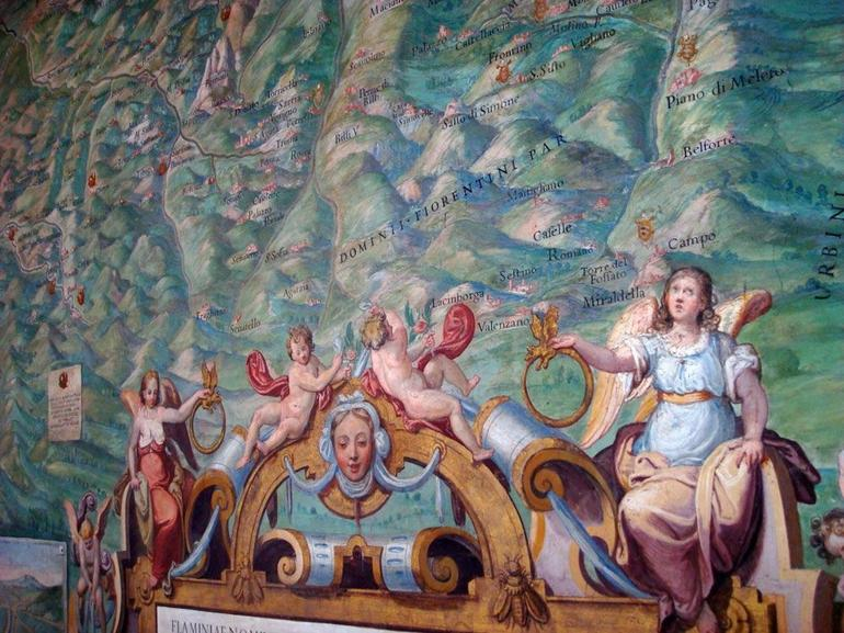Michelangelo's Last Judgement, Sistine Chapel - Rome