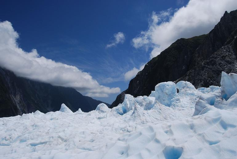 On the Ice - Franz Josef & Fox Glacier