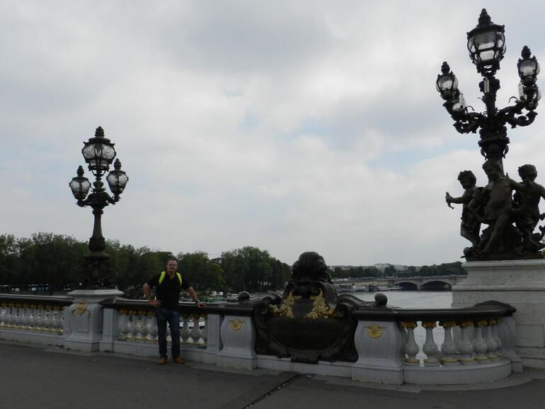 Puente Par�s - Paris