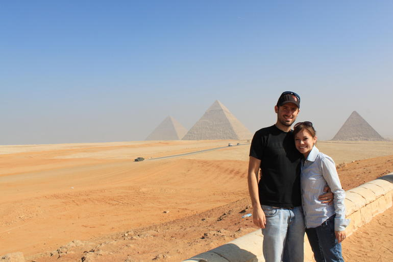 Half-Day Private tour to Pyramids of Giza and Sphinx photo 13