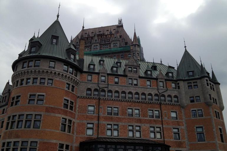 Quebec City - Montreal