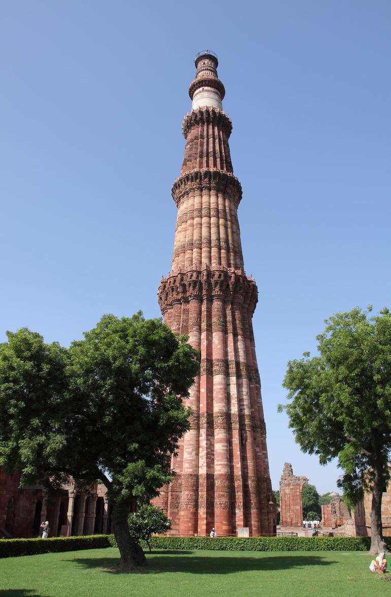 Qutab Minar - New Delhi