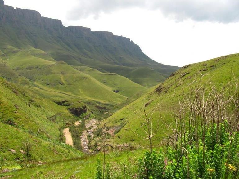 Sani Pass - Durban