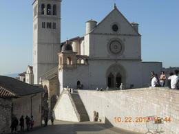St. Francis Basilica , Leonila C - October 2012