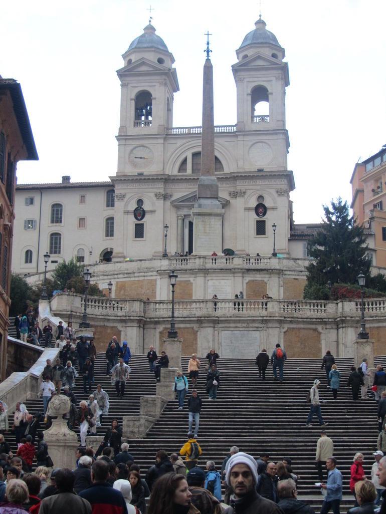 Trinita dei Monti - Rome