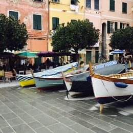 Boats! , Mika L - October 2015