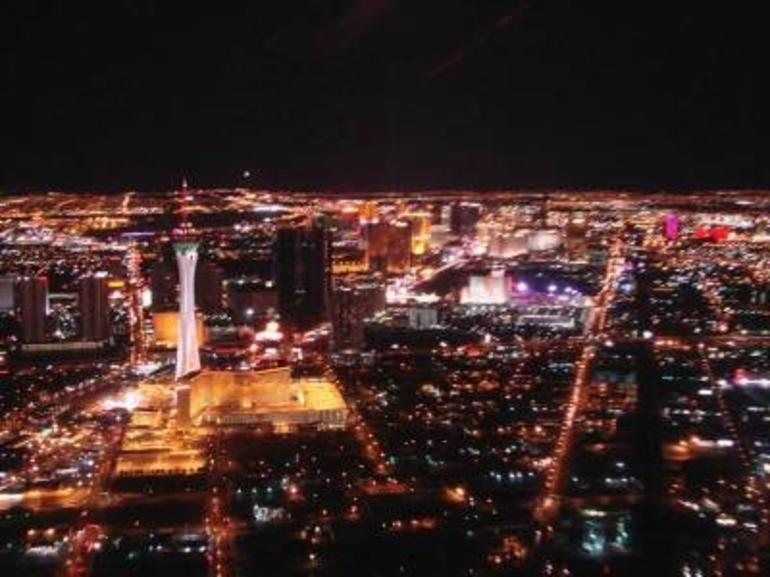 view of the Statosphere Tower - Las Vegas