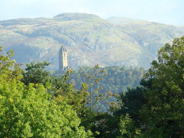 William Wallace Monument - Edinburgh