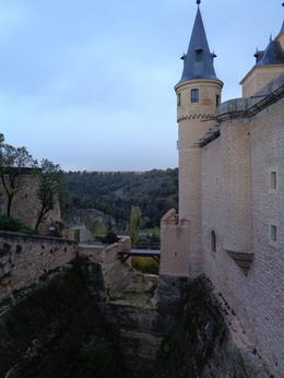 Alcazar in Segovia , Carlos B M - December 2016
