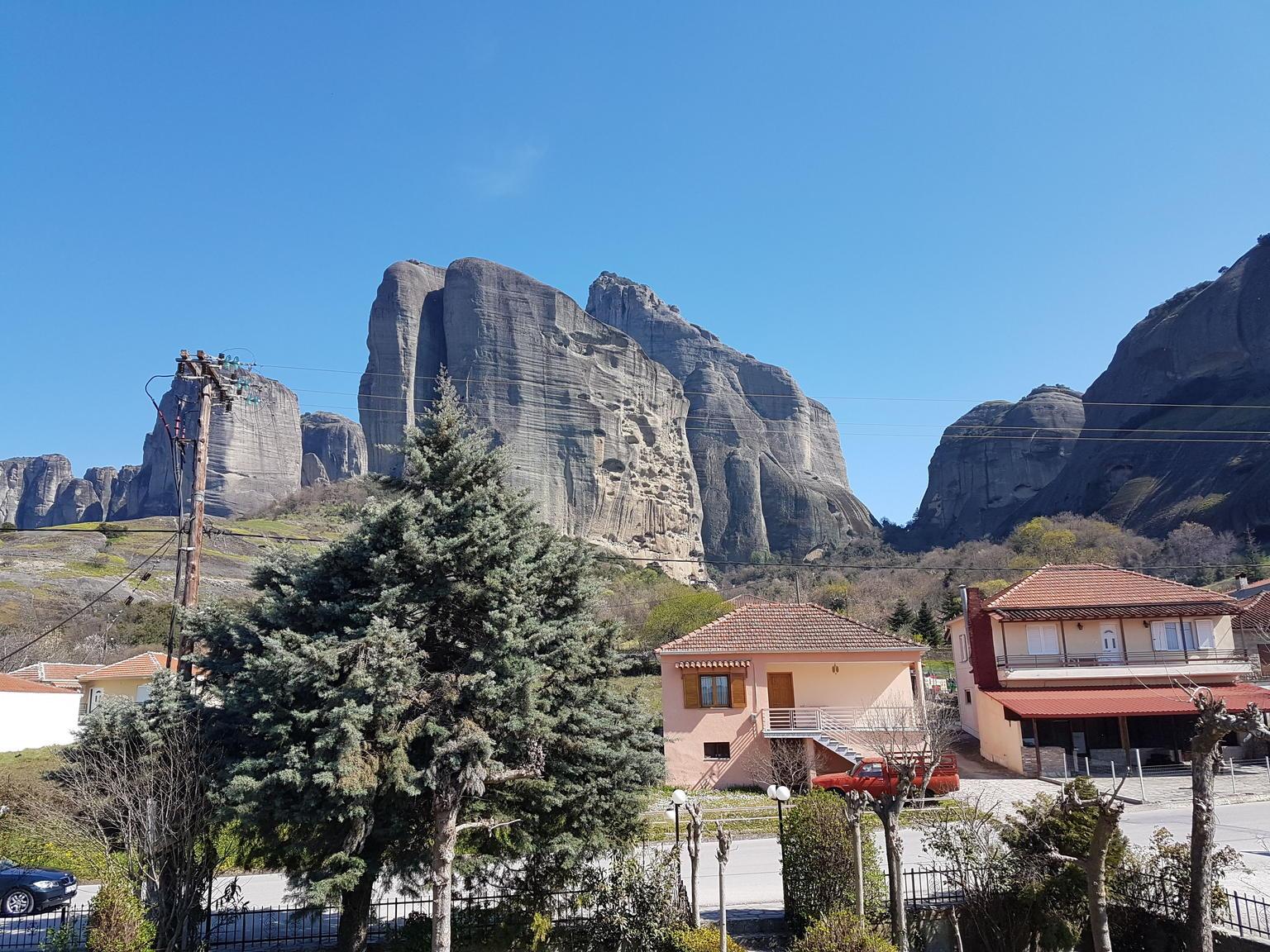 MÁS FOTOS, Recorrido al atardecer en Meteora con salida desde Kalambaka