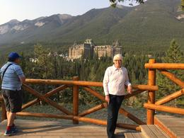 Banff Springs Hotel , Patricia W - August 2017