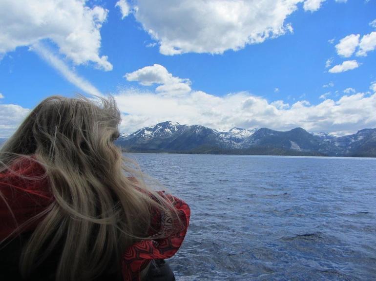 Lake Tahoe's Emerald Bay Cruise on M.S. Dixie II
