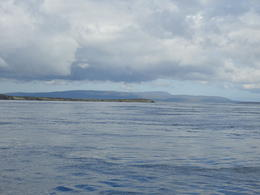 Approaching the Orkney Islands where the North Sea meets the Atlantic , Candyce C - October 2017