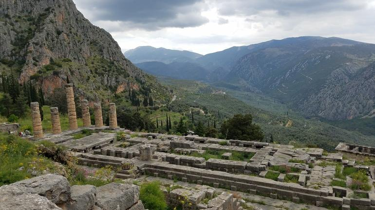 Delphi Day Trip from Athens photo 27