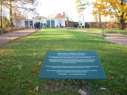 That feeling when you realize you are about to enter George Washington's house..., Irene - November 2012