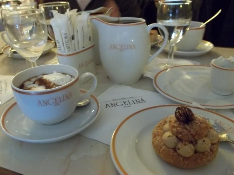 Angelina's - Paris