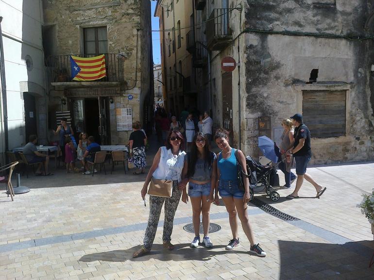 At Besalu - Barcelona