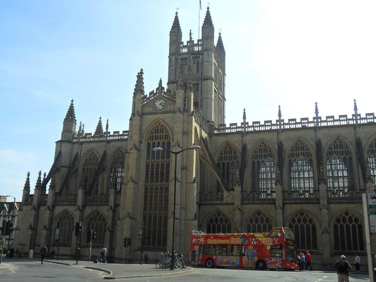 Bath Abbey - Bath