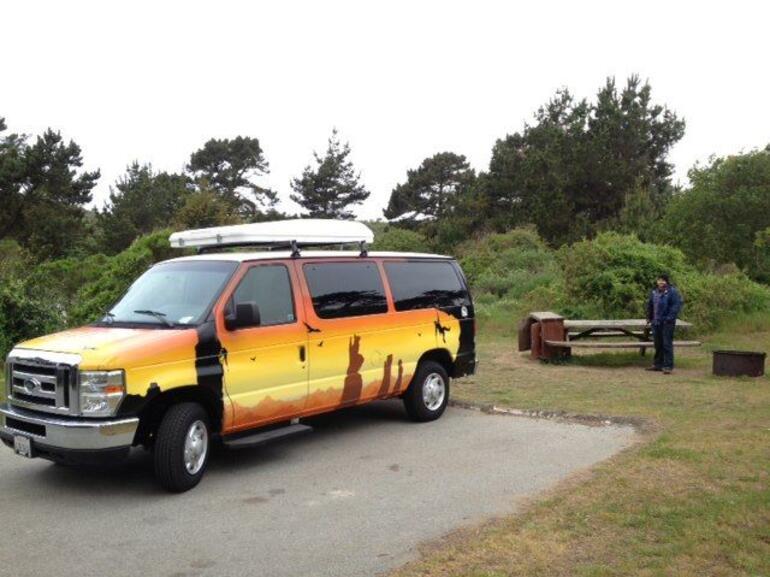 Campsite Arrival.jpg - San Francisco