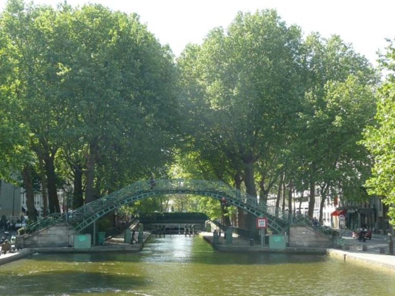 Canel Saint-Martin - Paris