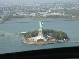Statue of libery (sideways) , Hanane R - November 2012