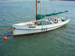The original Cream Run boat. , Doug W - May 2011