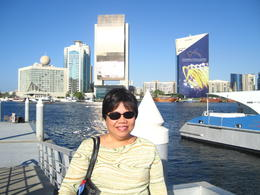 Dubai Creek - August 2011