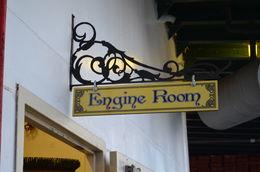 Engine Room, World Traveler - October 2014