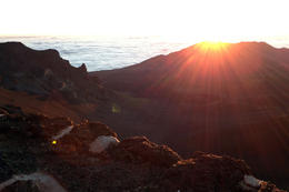 Sunrise, Jules & Brock - September 2012