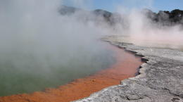 The Champagne Pool, Rotorua. , Graham H - October 2011