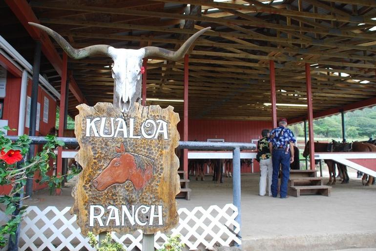 Kualoa Ranch Oahu - Oahu