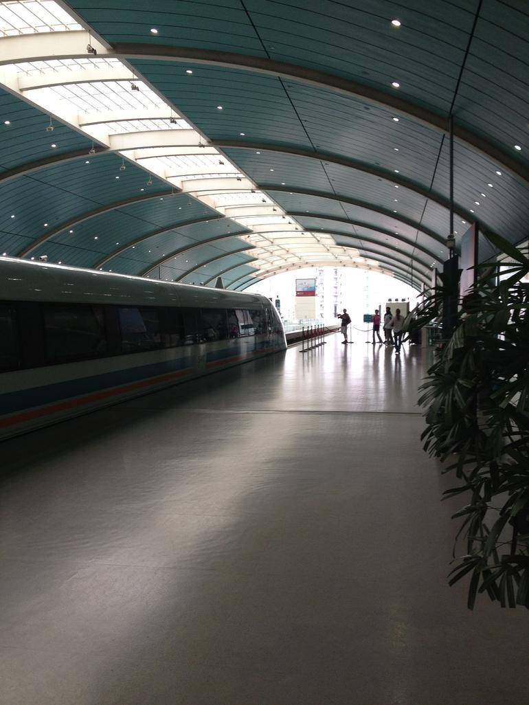 Maglev - Shanghai