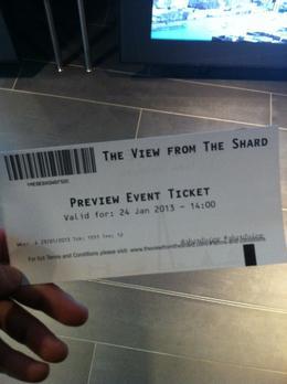 My Ticket - February 2013