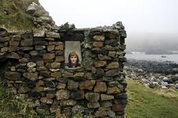 An old structure we found , Alex Barnard - April 2011