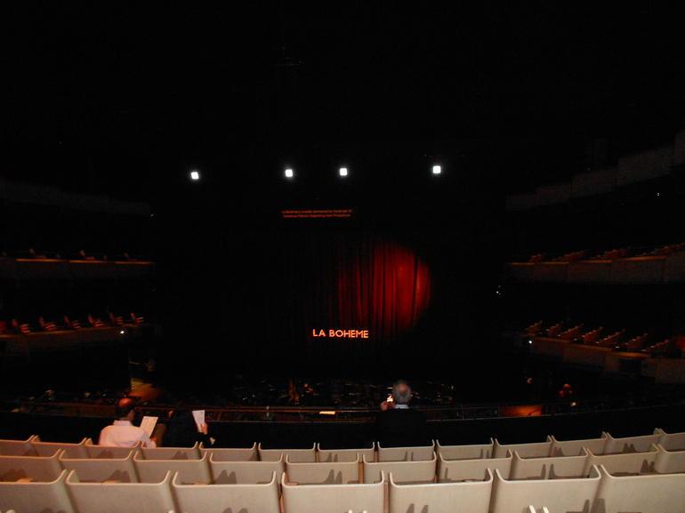 Opera House Inside - Sydney