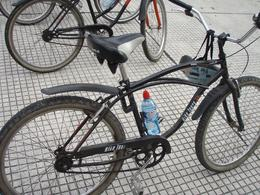 This was the type of bikes we were given plus a water bottle. The water bottle was stolen right off the bike by a kid in San Telmo as we rode past., Kathleen S - December 2010