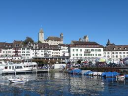 Rapperswil, Switzerland , Nancy B - October 2014