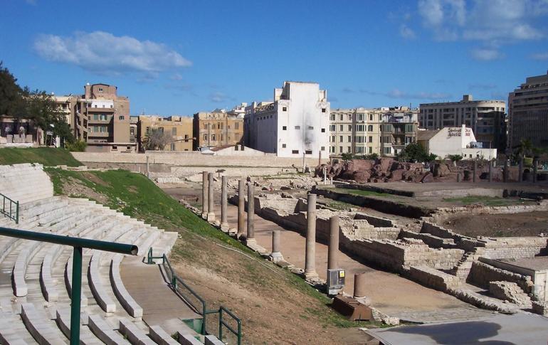 Roman Ruins - Cairo