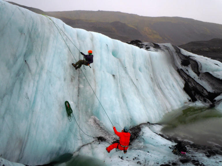 Sólheimajokull Glacier - Reykjavik