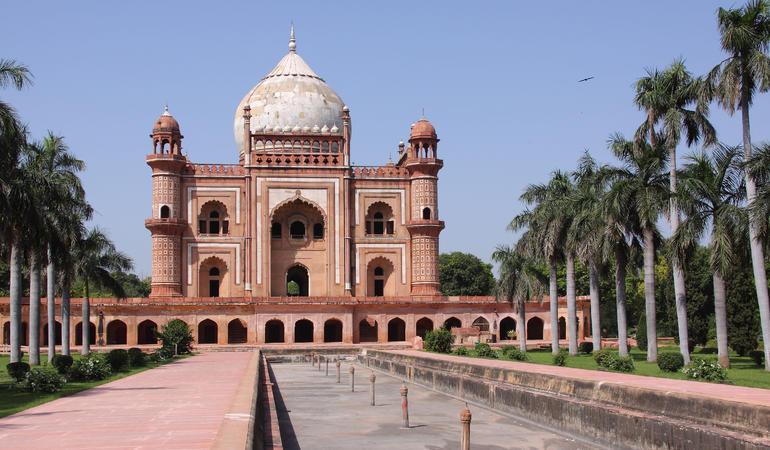 Safdarjung's Tomb - New Delhi