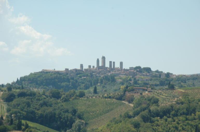 San Giminnino - Florence
