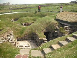 Skara Brae in the Orkney Islands! , Maria Victoria F - August 2013
