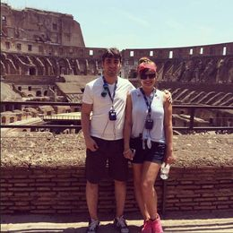 A must-do when in Rome! Wear proper footwear! , laurasassano - July 2015