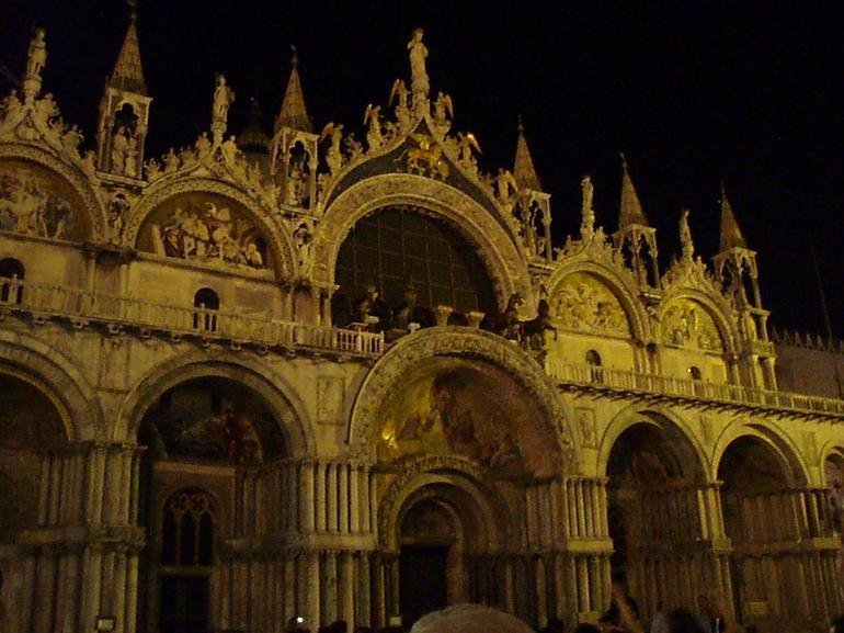 St. Marc's - Rome